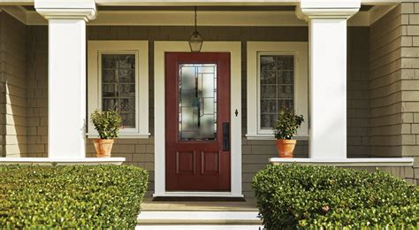 All Weather Windows And Doors - barrington 174 fiberglass entry doors all weather windows