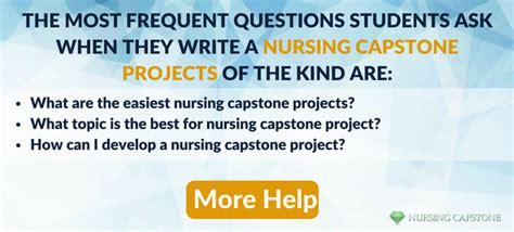 how to write a capstone paper how to write a capstone paper for nursing nursing capstone