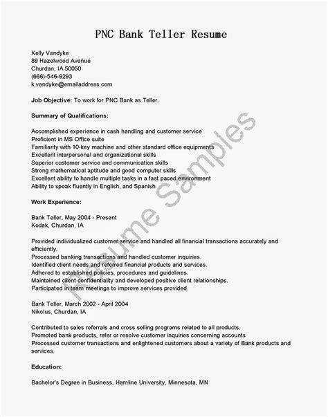 cover letter for teller cover letter template for bank teller position