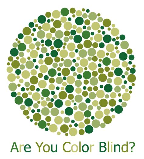 how to tell if you re color blind i made a silly color blind related shirt