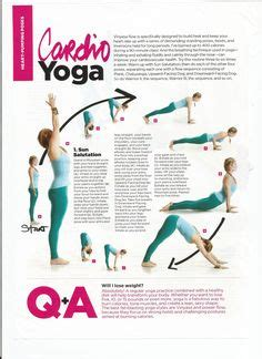 Lululemon Detox Flow With Clara Oss by Sun Salutation Flow Chart This Has Several My