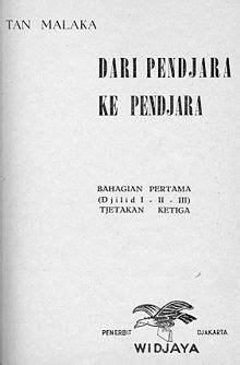 Sebuah Novel Hendri Teja Original malaka bahasa indonesia ensiklopedia bebas