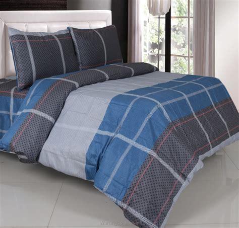 Sprei Bed Cover Katun Jepang 1 sprei katun jepang aguitop biru warungsprei