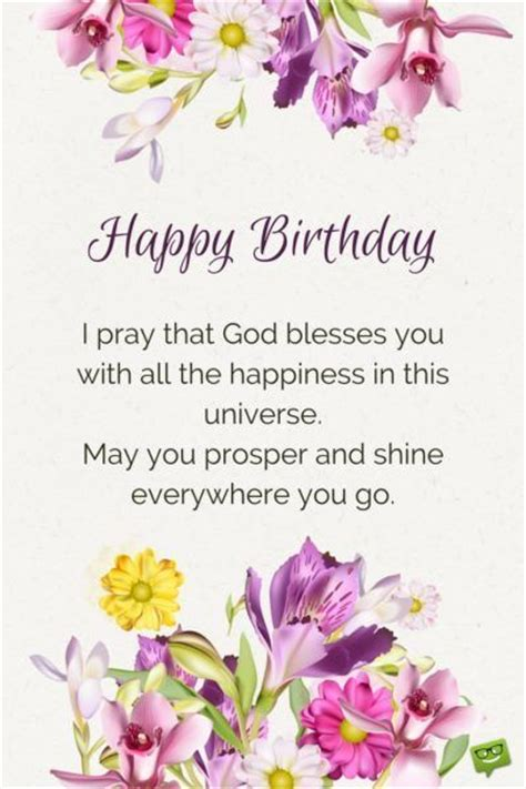 Happy Birthday May God Fulfill All Your Wishes Best 25 Happy Birthday Wishes Ideas On Pinterest