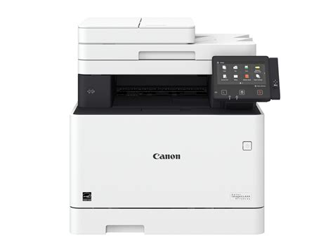 wireless all in one color laser printer canon color imageclass mf733cdw all in one