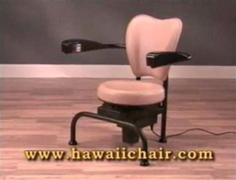 hawaii chair infomercial 33 hysterically bad infomercial products you need in your