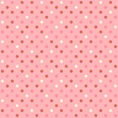 background pattern pink dots background scrapbook pink polkadots free stock photo