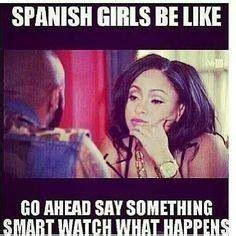 Spanish Girl Meme - 25 best ideas about hispanic girls on pinterest