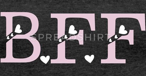 8 Best Bffs by Bff Best Friend Forever Sleeve T Shirt Spreadshirt