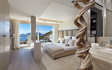 ocean view modern villa  mallorca idesignarch