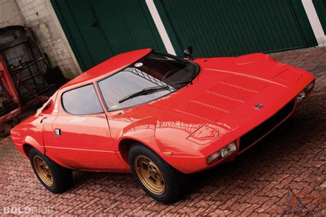 lancia stratos car classics