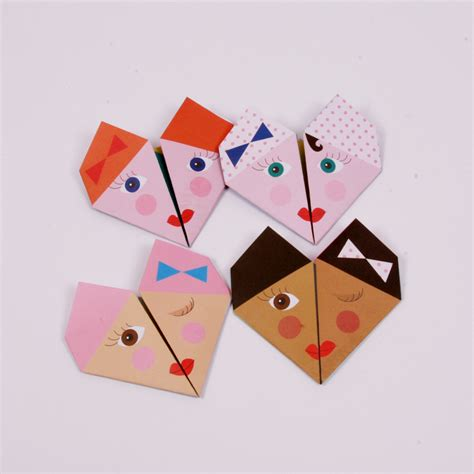 5 Note Origami - bellas origami notes lulubel