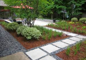 ada walkway retaining walls steps plantings