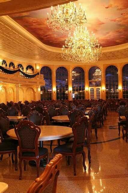 Be Our Guest Dining Rooms Pin By A G On Disney 2015