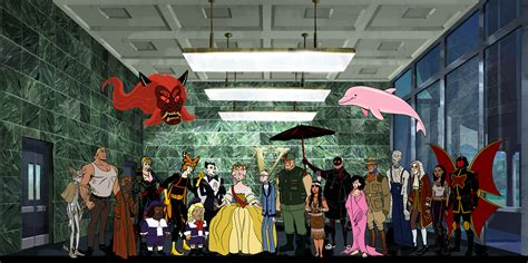 venture bros hd wallpapers backgrounds wallpaper abyss