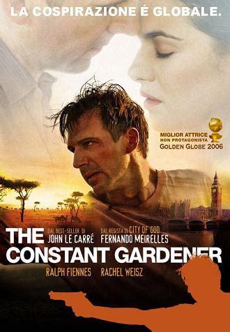 the constant gardener film wikipedia the free antoniogenna net presenta il mondo dei doppiatori zona