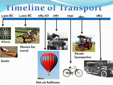 history of transportation timeline search transport drivers move america