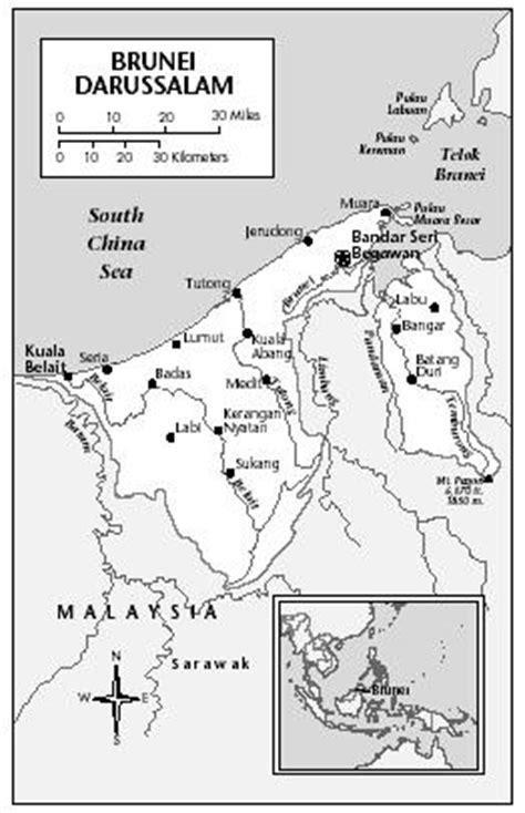 History - Brunei Darussalam - import, area, system