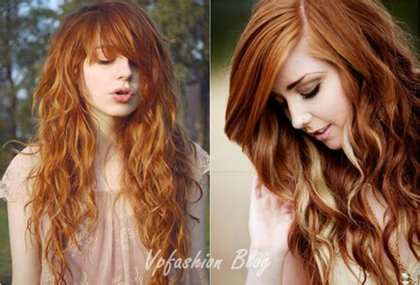 blonde and red hair weave pictures light your life with red ombre hair extensions vpfashion