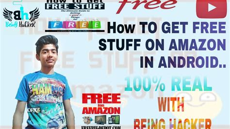 how to get free stuff from amazon com amazon hack how to get free stuff on amazon youtube