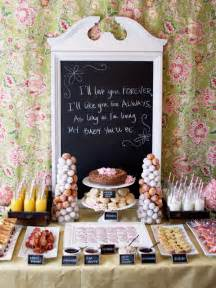 charming farmhouse brunch baby shower hostess with the