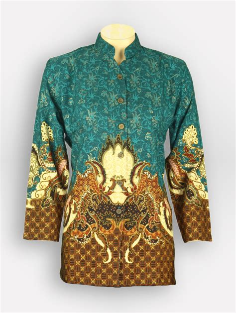 Baju Batik Pgri baju batik wanita aryasena untuk berbagi acara batik tanah abang