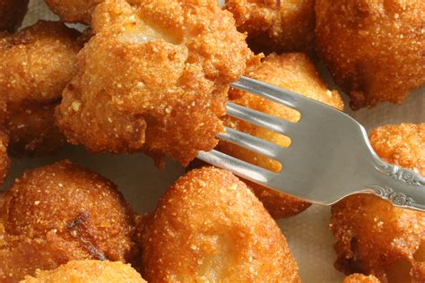 how to make hush puppies with cornmeal hushpuppies chion foods