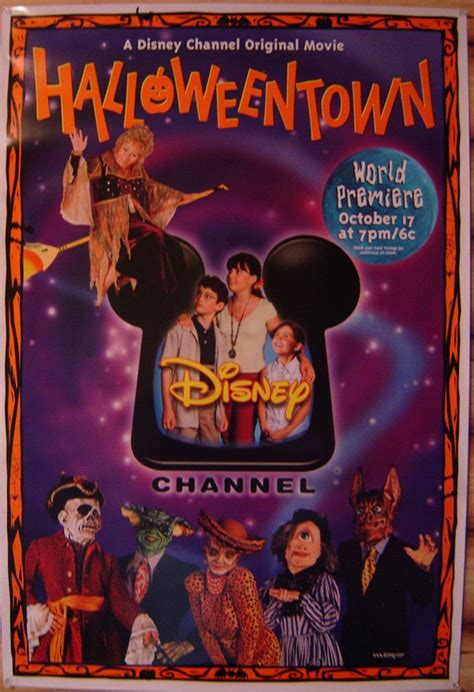 film disney halloween halloweentown 1998 disney channel original movie