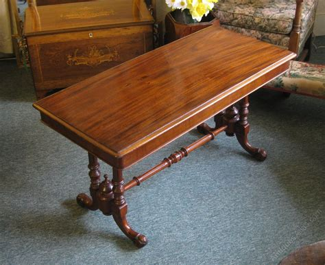 Solid Mahogany Coffee Table Golden And Solid Mahogany Coffee Table Antiques Atlas