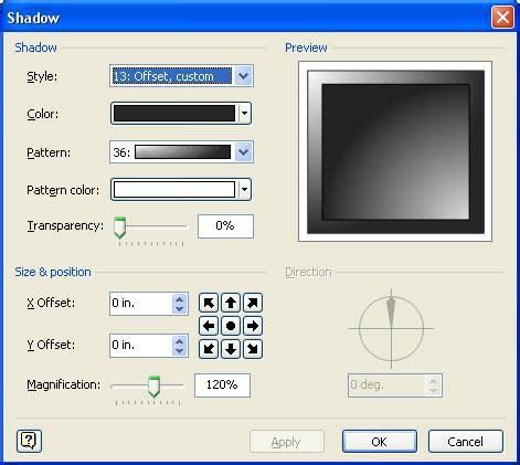 visio shadow better smartshapes d tools