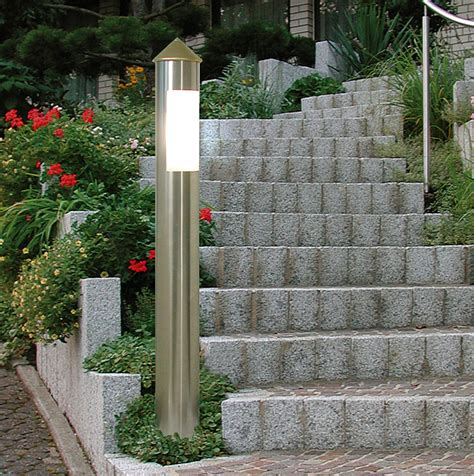 Wasserhahn Edelstahl Garten