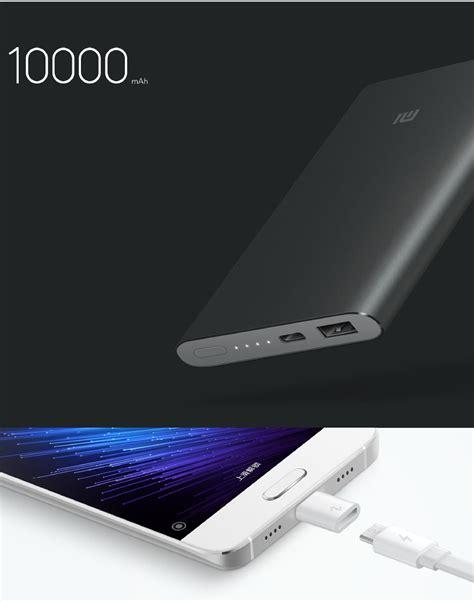 Powerbank Xiaomi 10000mah Pro xiaomi mi power bank 10000mah pro version