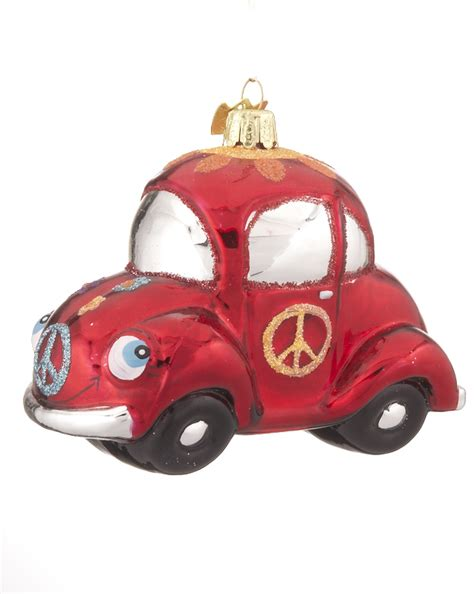 vw beetle christmas ornament his and hers