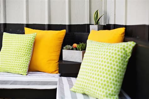 Make Cushions by Make Your Own Outdoor Cushions A Beautiful Mess
