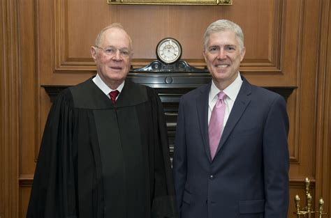 neil gorsuch official photo judge neil gorsuch takes constitutional oath at supreme