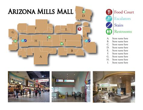layout of concord mills mall arizona mills mall map by jameron713 on deviantart