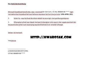 contoh surat lamaran kerja bahasa indonesia scribd auto