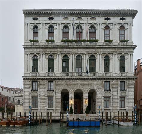 della ca file palazzo corner della ca granda canal grande venezia