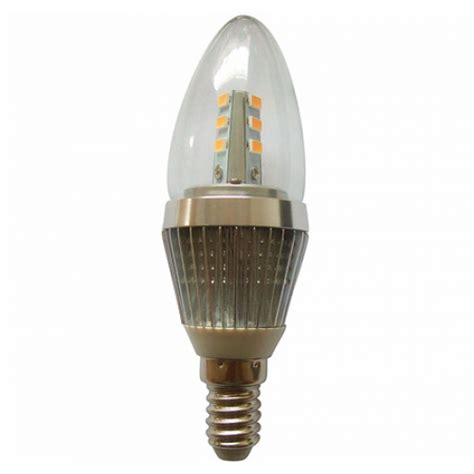 In Lite Led 14 Watt led light 7 watt e14 base led candle bulb 60w 60watt bent tip chandelier light bulbs