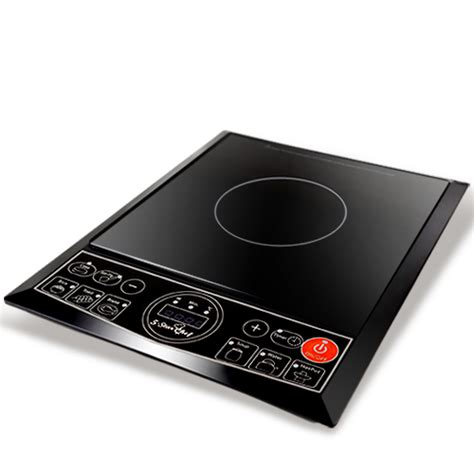 portable ceramic cooktop 5 chef portable single ceramic electric induction