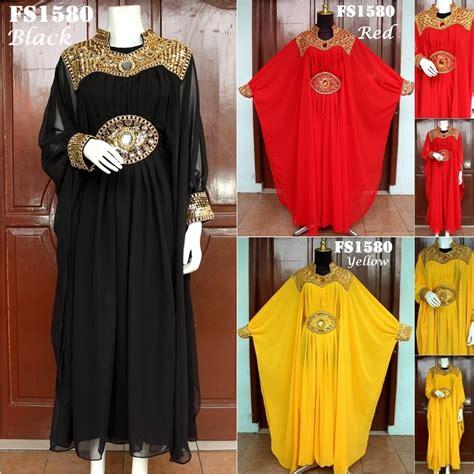 Gamis Muslimah 340 28 fs1580 fika shop