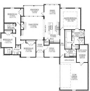 653665 4 bedroom 3 bath and an office or playroom thermae floor plan trend home design and decor