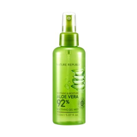 Harga Nature Republic Soothing Moisture Aloe Vera 92 jual nature republic soothing moisture aloe vera 92