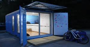 Learn Kitchen Design shipping container classroom offers rapid roll out of