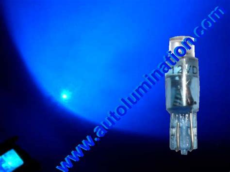 Lu Led 12volt 12watt Nc Led blue light installed in center console diy acurazine