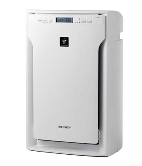 Air Purifier Sharp Fu A80y N sharp fu a80e w air purifier price in india buy sharp fu