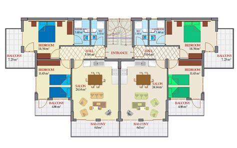 small apartment building plans apartment floor plans for efficient space concept