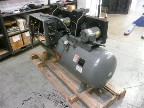 johnson controls pureflow air compressor model ad 010 382