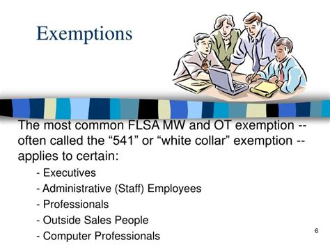 flsa section 13 section 13 b 1 of the flsa 28 images computer services