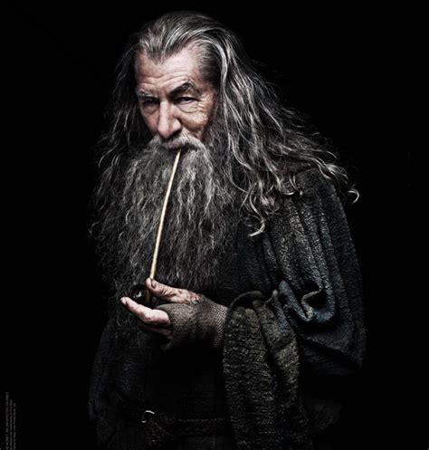 actor gandalf el gris le hobbit personnages
